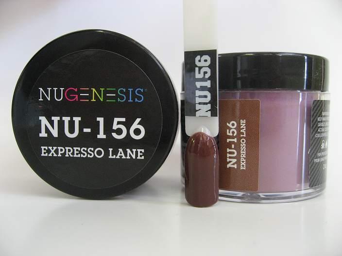 NuGenesis Dipping Powder - Expresso Lane NU-156