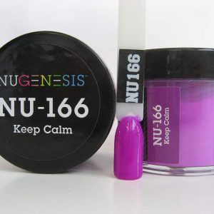 NuGenesis Dipping Powder - Keep Calm NU-166