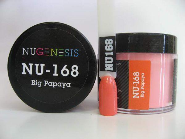 NuGenesis Dipping Powder - Big Papaya NU-168
