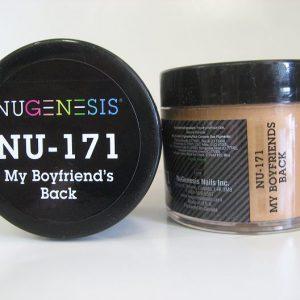 NuGenesis Dip Powder NU171 - My Boyfriend's Back