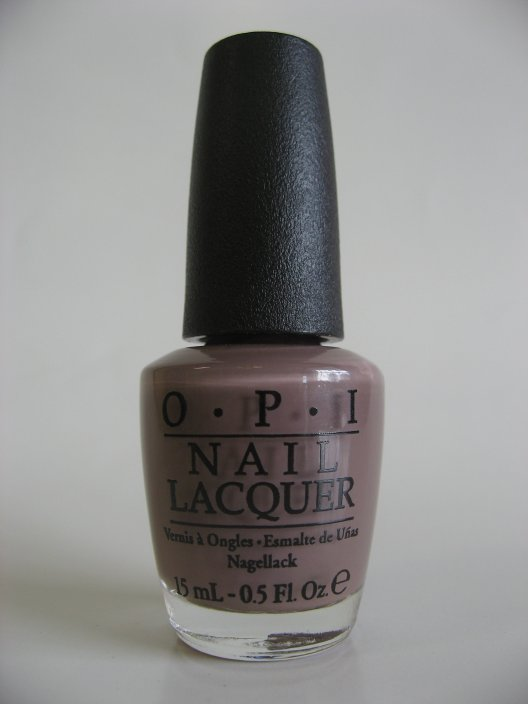 OPI Polish - NL A62 - I SAO PAOLO OVER THERE