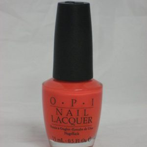 Discontinued OPI B58 - Nicole Alert