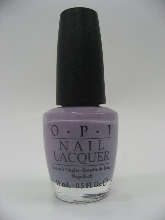 Discontinued OPI B71 - DONE OUT IN DECO