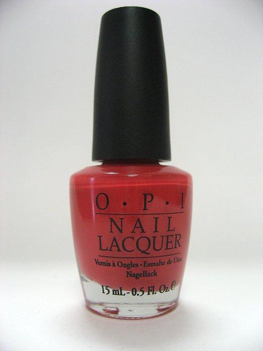 OPI Polish - B75 - Paint My Moji-Toes