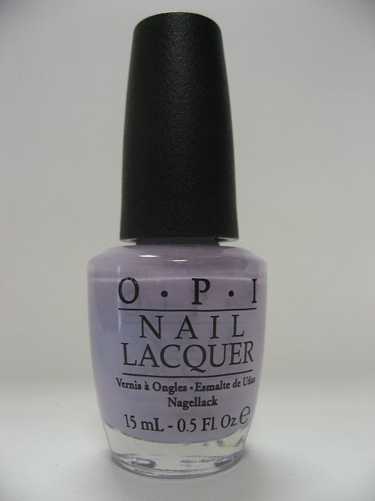 Discontinued OPI B91 - Rumple's Wiggin