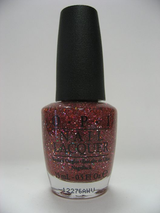 OPI Polish - HL C51 - A SPARKLE YULE LOVE