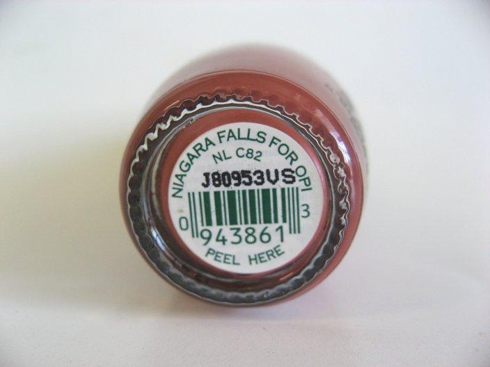 NL C82 - Niagara Falls for OPI