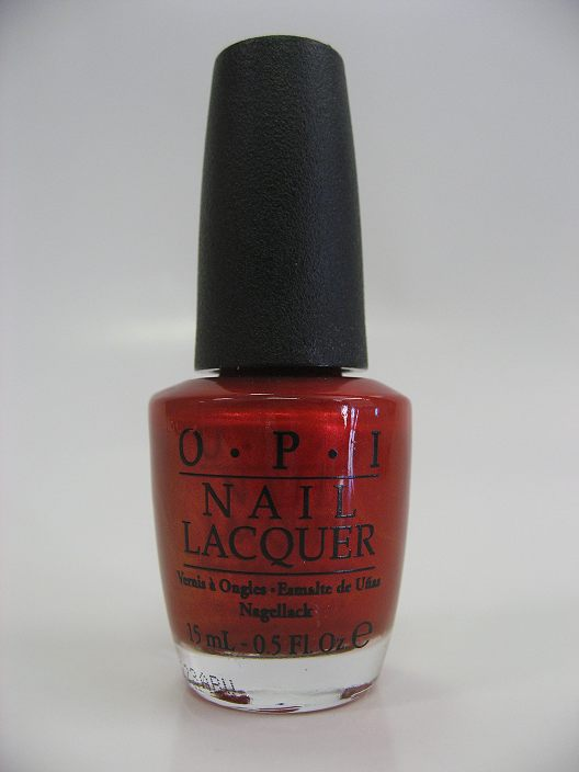 OPI Polish - HL D09 - DIE ANOTHER DAY