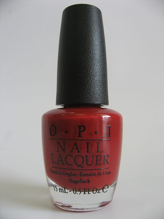 Discontinued OPI - NL F64 First Date at Golden Gate
