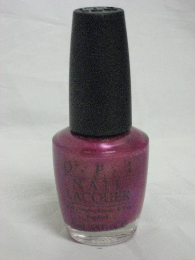 Discontinued OPI G03 - Purple-opolis