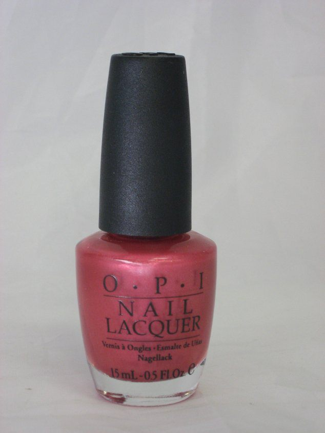 Discontinued OPI J10 - Holy Pink Pagoda