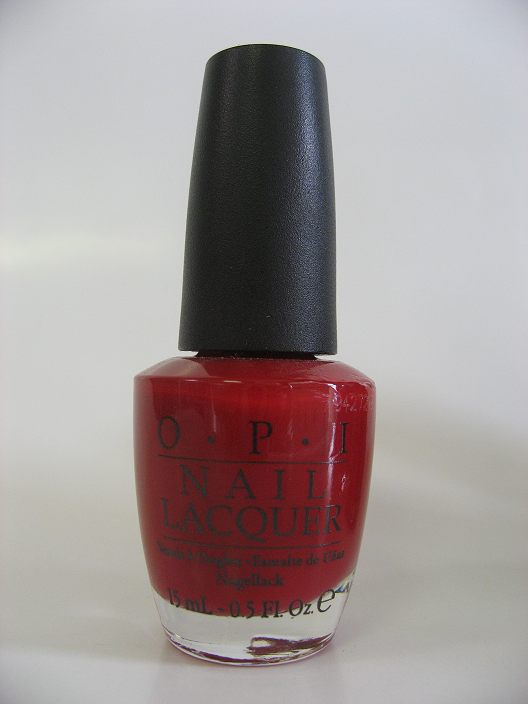 Discontinued OPI R55 - Vodka and Caviar