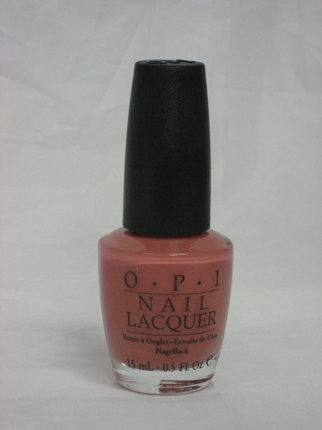 Discontinued OPI S46 - Java Mauve-a