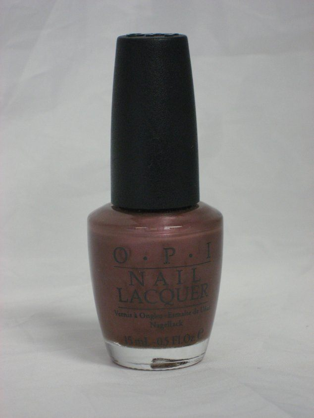 OPI Polish S70 - Route Beer Float