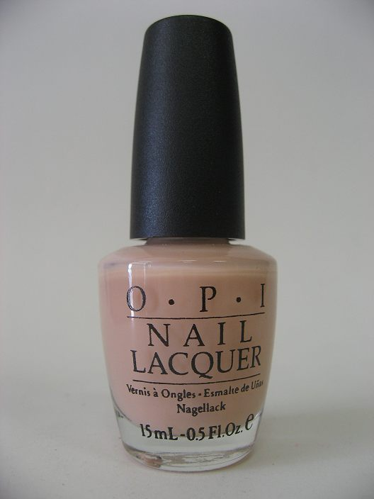 Discontinued OPI S81 - Hopelessly In Love