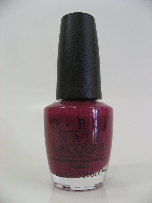 OPI Polish - NL T18 - Houston We Have A Purple