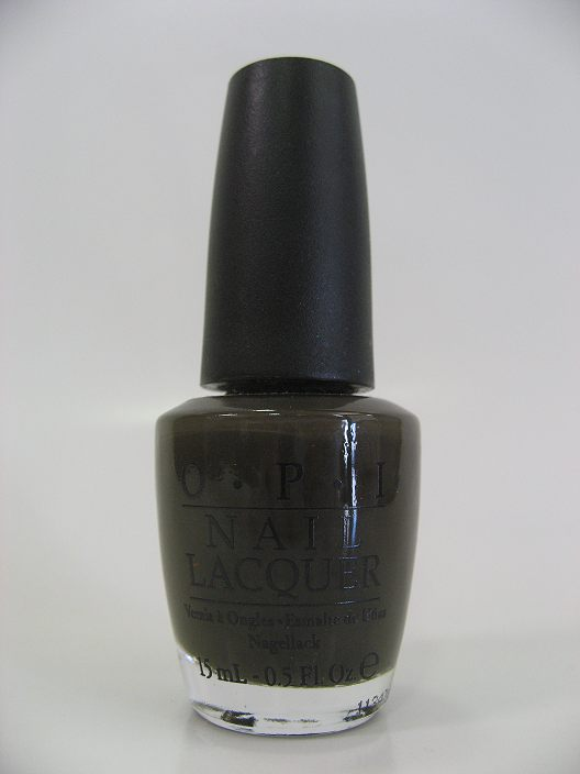 OPI Polish - NL T27 - Get In The Expresso Lane