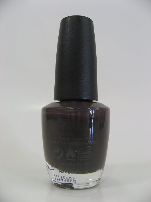 Discontinued OPI Polish NL T29 - I Brake For Manicures