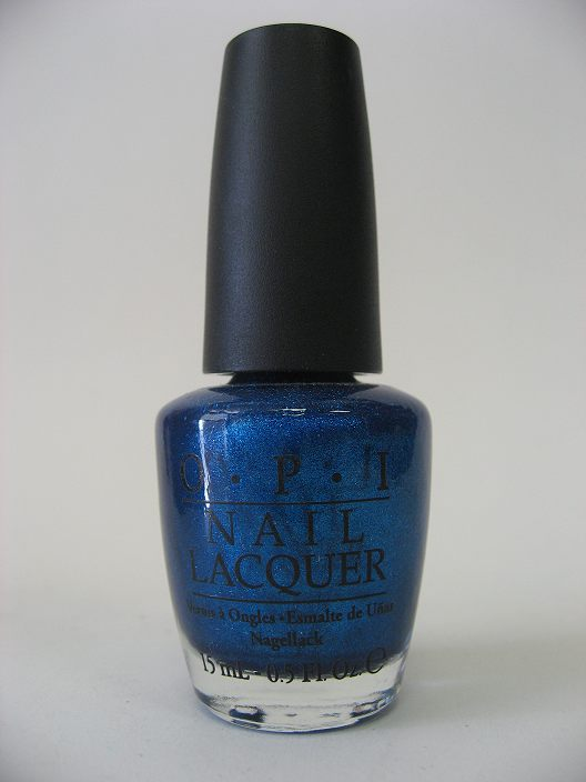 Discontinued OPI U04 - Swimsuit… Nailed It!