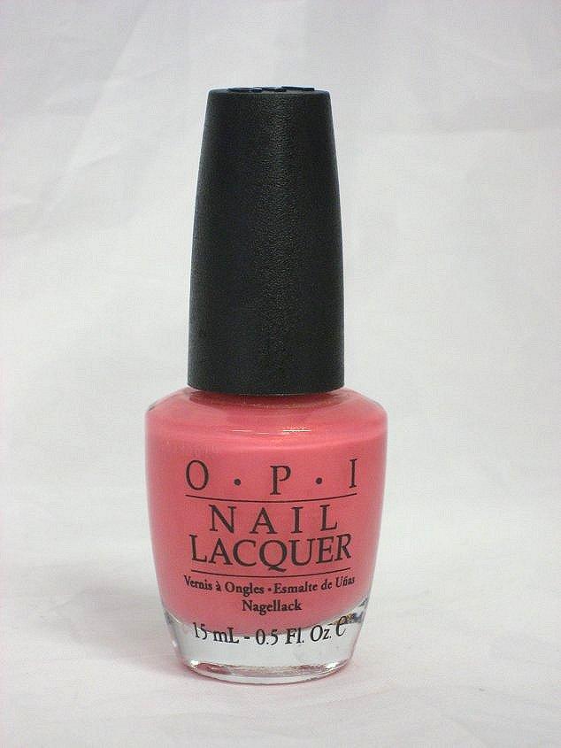 OPI Polish - V01 - Chapel Of Love