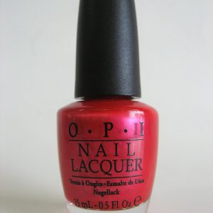 OPI Polish V12 - Cha-ching Cherry