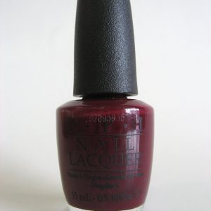 OPI Polish W44 - Mrs. O'Leary's BBQ