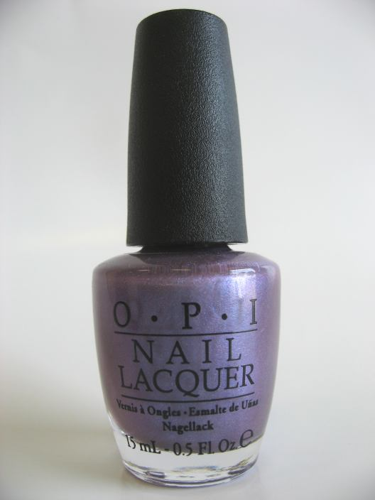 OPI Z21 - The Color to Watch
