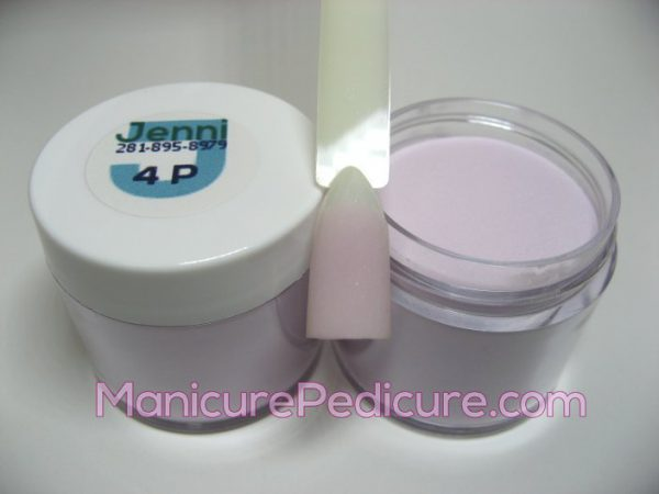 JENNI Color Acrylic Powder - JEN 4