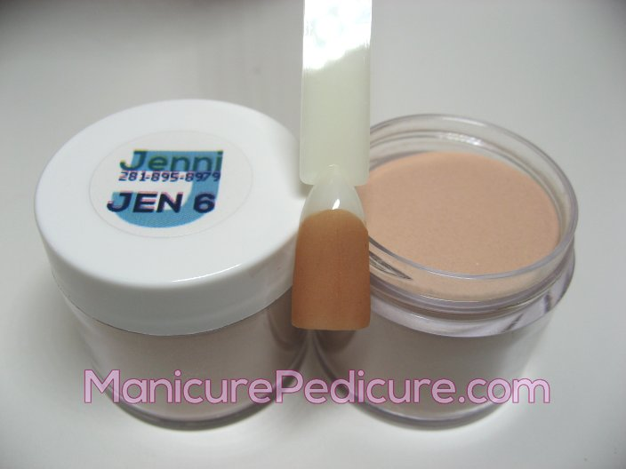 JENNI Color Acrylic Powder - JEN 6