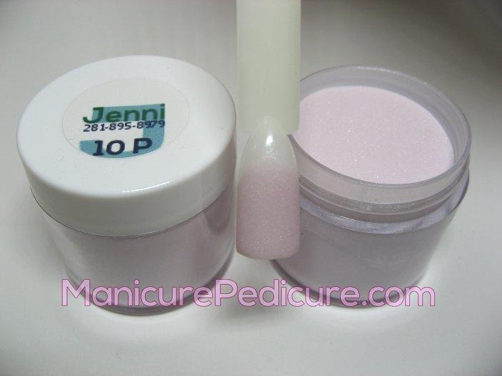 JENNI Color Acrylic Powder - JEN 10