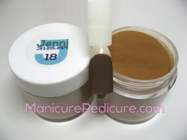JENNI Color Acrylic Powder - JEN 18