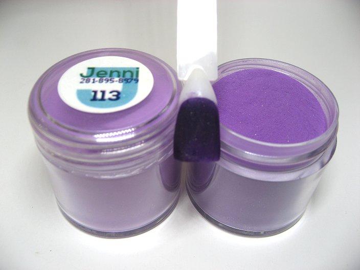 Jenni Acrylic Color Powder - JEN 132 - Manicure Pedicure