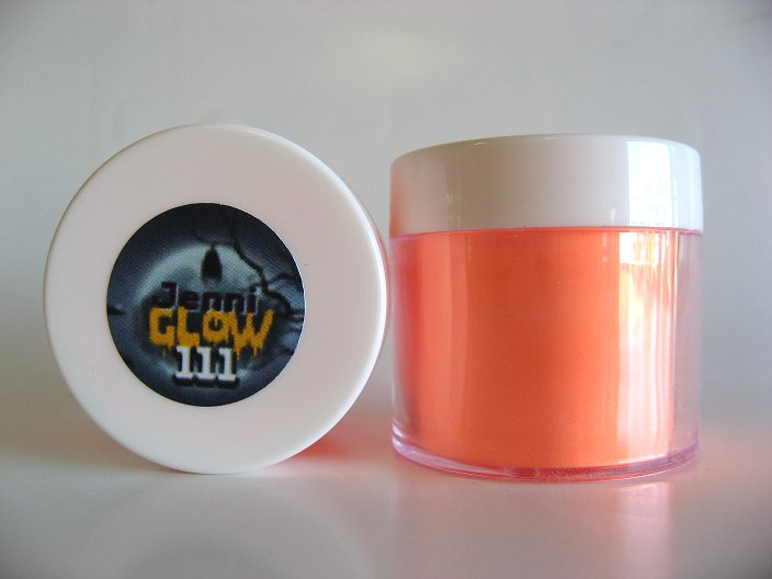 Glow in the dark acrylic powder - 111