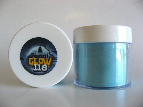 Glow in the dark acrylic powder - 118