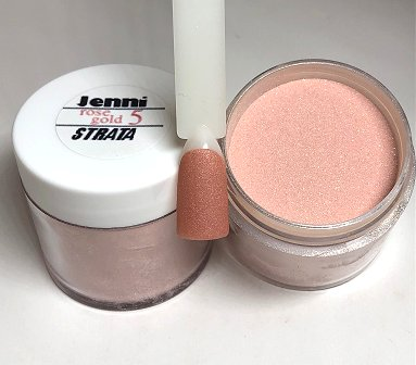Rose Gold Acrylic Powder RG5