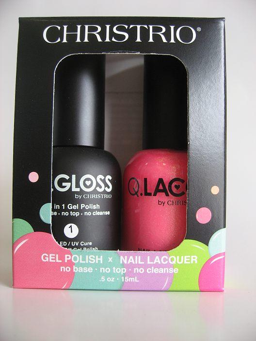 Q-Gloss Gel & Polish #1
