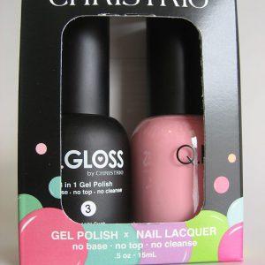 Q-Gloss Gel & Polish #3