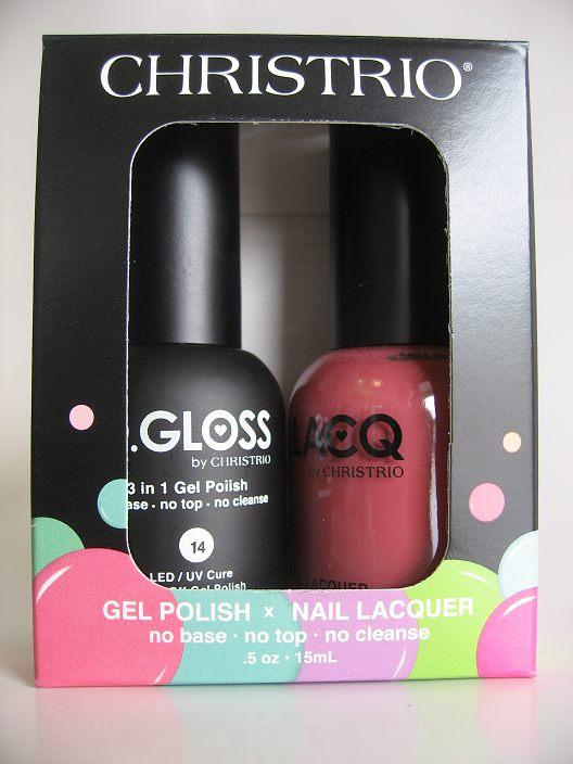 Q-Gloss Gel & Polish #14