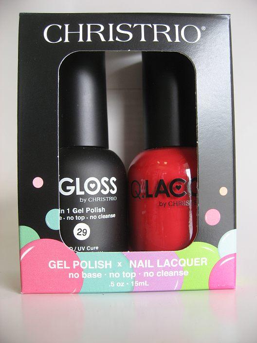 Q-Gloss Gel & Polish #30