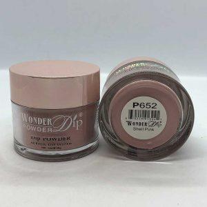 Wonder Dip - Acrylic Dipping Powder 2 oz - W653 - Pink